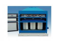 脉冲褶式滤筒除尘器规格齐全 广泛用于各种领域中