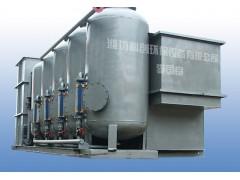 2017新建饮料厂污水处理设备