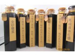 黑糖糖浆 黑糖浆 天然无污染 高科技制备