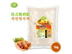 韩式腌鸡粉圃绿纳韩餐酱料韩式调料可定制研发代工2.5kg*6