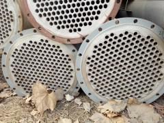 二手不锈钢冷凝器低价处理