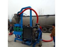 水泥粉装罐气力输送机 垂直高扬程输送机 粮食入库吸粮机
