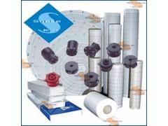 专业供应RG综合数字测井系统打印纸  记录纸