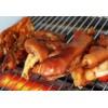 烤猪蹄技术培训-学习小吃状元猪蹄