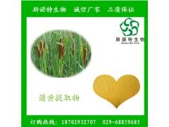 蒲黄生粉 蒲黄提取物 价格和作用