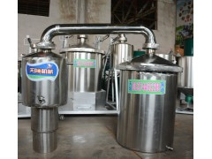纯粮自酿烧酒机蒸酒机烤酒设备