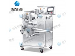 新款月饼机 中秋月饼机 月饼生产设备 月饼包馅机