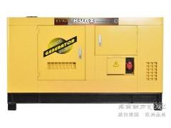 12千瓦柴油发电机组工程专用