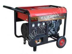 300A汽油电焊机管道焊接专用