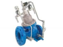 840型高压增压泵控制阀 BERMAD高压泵控阀