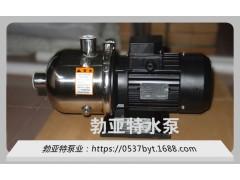 矿用 QDW型 自来水增压泵 招经销商