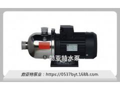 易安装 QDW型 化工离心泵 大型水泵厂家