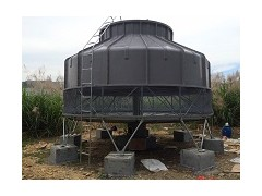 食品机械降温冷却塔风度350T工业冷却水塔