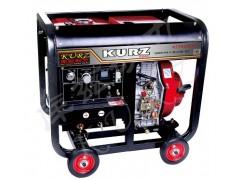石油管道焊机用250A柴油发电电焊机组