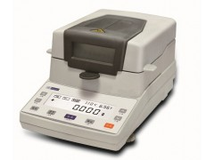纸样卤素快速水分测定仪