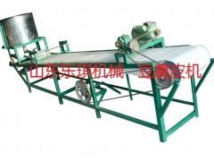 全自动豆腐皮机器一套4米千张机含电机带液压机生产厂家
