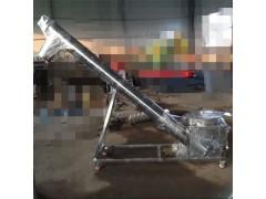 管式螺旋输送提升机 小型饲料螺旋输送机 水泥螺旋输送机