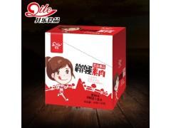 其乐鹌鹑蛋素肉 香辣素肉 五香素肉 小包装素肉 一盒20袋