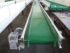 自动送料铝型材输送机 斜坡铝型材输送机加工