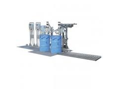 称重灌装机,200升称重灌装机,称重防爆灌装机
