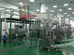 火锅底料调料酱料加工包装生产线