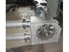 封闭式管道输送机 粉尘颗粒管道输送设备y9