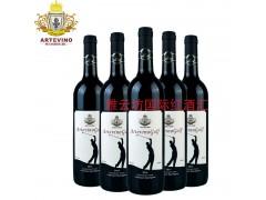 雅云坊国际红酒汇 进口葡萄酒招商加盟代理 高尔夫黑标红葡萄酒