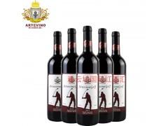 雅云坊国际红酒汇 进口红酒招商加盟代理 高尔夫红标红葡萄酒
