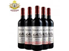 雅云坊国际红酒汇 进口红酒招商加盟 南国骑士红葡萄酒