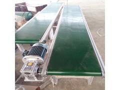 微型输送带定制 铝型材轻料输送机   PVC平面式运输机