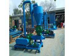 沙子水泥灰装车气力输送机 移动粮食吸粮机 高效风力运输机