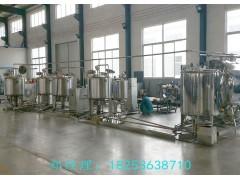 小型牛奶生产线设备