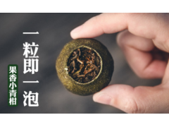 顺升号小青柑普洱茶这么火的原因