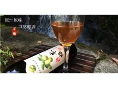 岑梅果酒批发青梅酒梅子酒女士甜酒自酿散装礼品酒定制全国招商