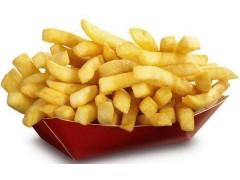 油炸薯条薯片生产线 薯片油炸机 切片机 拌料机 尚品机械