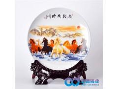 陶瓷纪念盘,陶瓷摆盘,陶瓷装饰盘,陶瓷挂盘