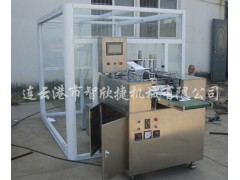 供应智欣捷牌 一二干湿巾包装机,洗甲棉包装机,专业生产厂家