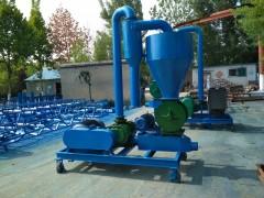 大型粉末输送机 高扬程粮食输送机 除尘装置大吨位气力吸粮机