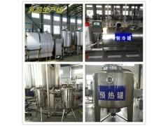 牛奶生产线设备厂家_小型牛奶生产线厂家