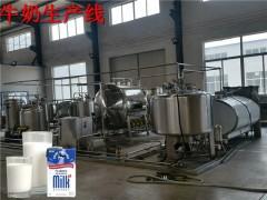 牛奶生产线设备价格