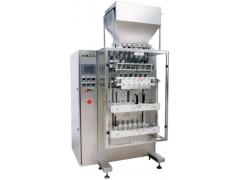 立式条状食品包装机