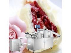 供应旭众多功能酥饼机 做鲜花饼的机器 榴莲饼机厂家直销