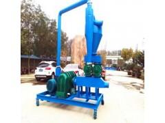 供应软管加长气力输送机 玉米晒常用气力吸粮机