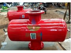 螺旋脱气除污器自洁式排气过滤器