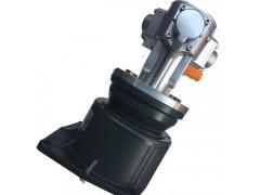 防爆活塞式气动马达 大功率减速气动马达