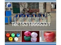 庆吉机械供应打球机,高配置线绳打团机,打球设备