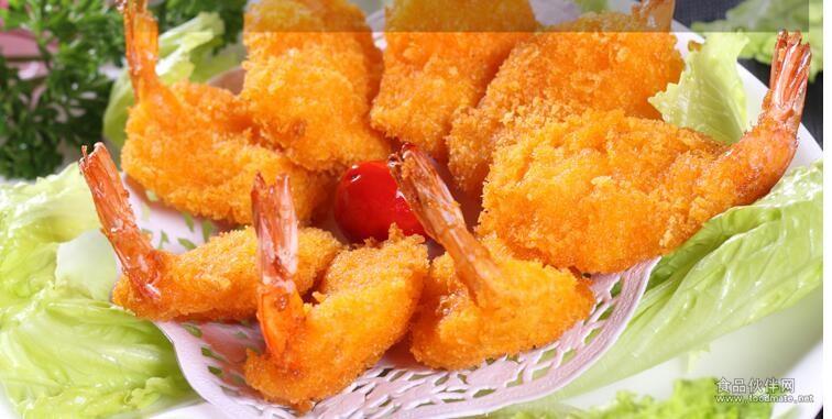 风味面包虾1