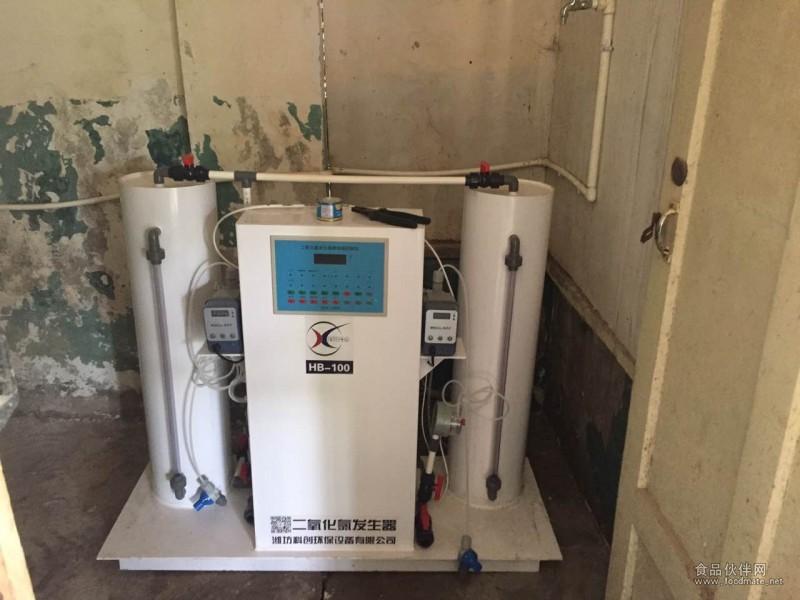 乡镇中心医院污水处理设备含安装运输价格