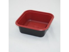 PP一次性方形高档餐盒