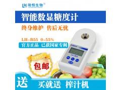 高精度水果糖度计测糖仪手持折光仪数显甜度计饮料糖量测试检测仪